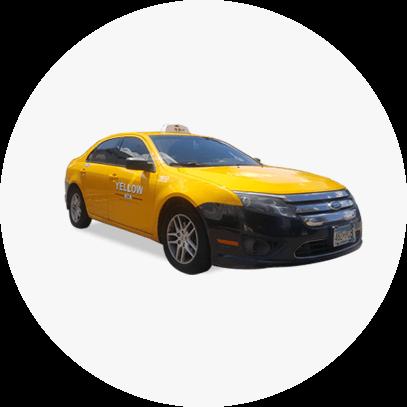 standard yellow cab