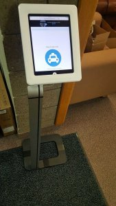 CabCall Automated Booking Station - Transportation Plus